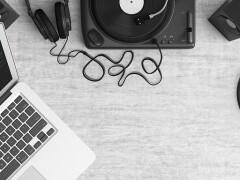 WAV-Format von Audio-Tracks in schlankes MP3-Format umwandeln